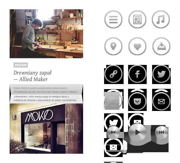 FUTU Futu Paper ars ars thanea design ios iPad app application magazine lifestyle culture