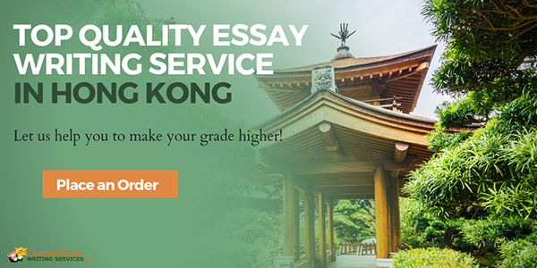 Write My Essay Service in Hong Kong
