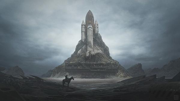 Space Series by YURI SHWEDOFF