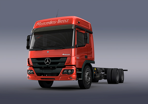 New Atego for Mercedes Benz