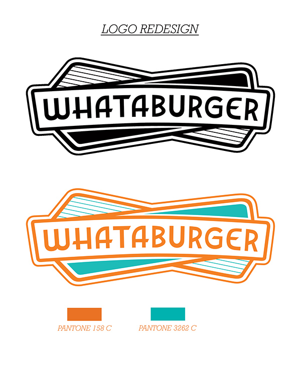 Whataburger' Rebranding Project on Behance
