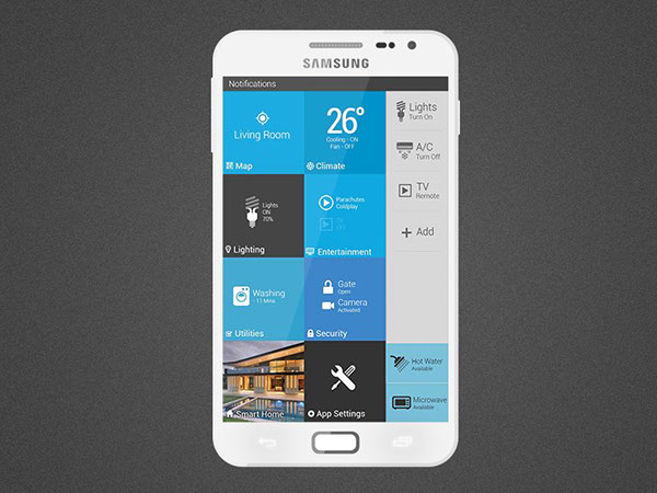 ui design mobile android