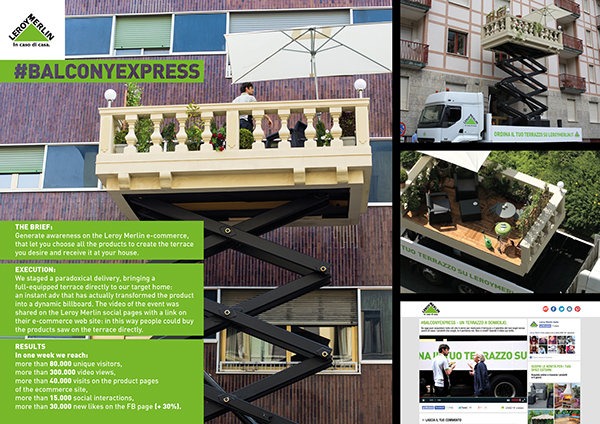 Leroy merlin balconyexpress on pantone canvas gallery - Canvas tuin leroy merlin ...