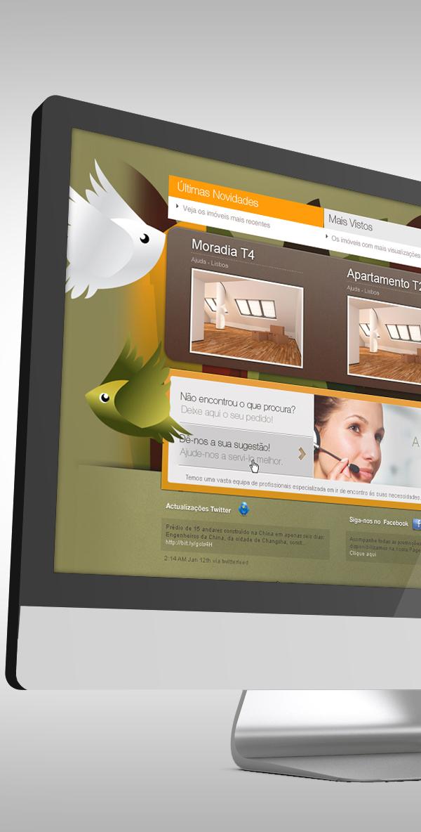Website on WordPress
