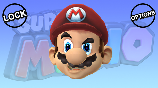 Super Mario 64 Intro Remastered for Android (Fan Game) on Behance