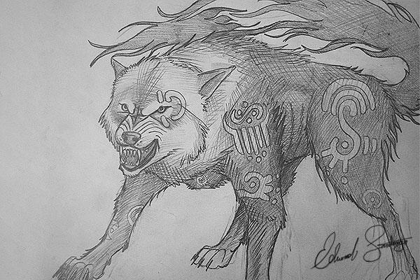 sketch paper pencil