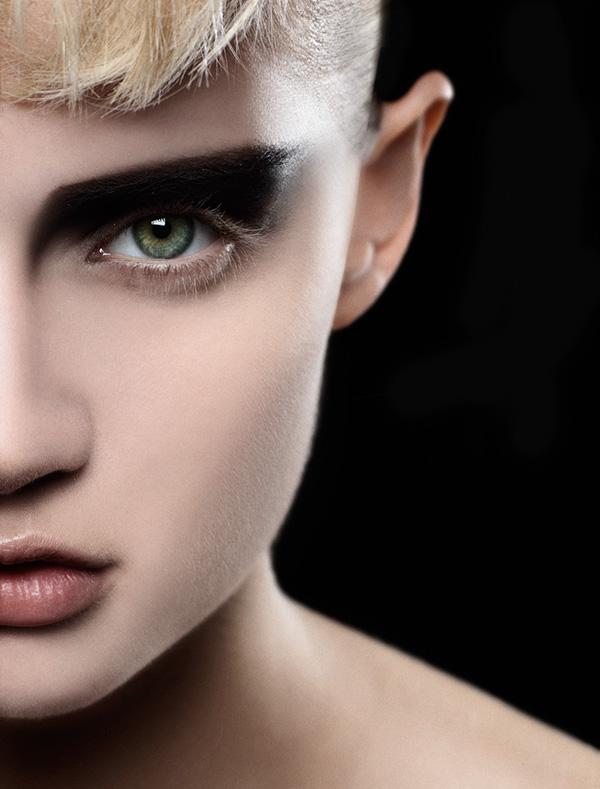 Eyebrow Maxima Magazine