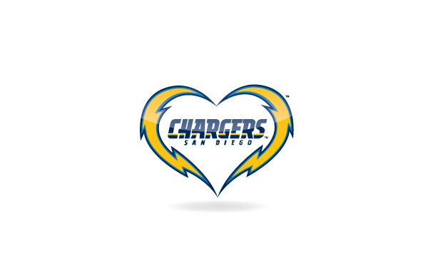 Bolt Heart Charger S Logo On Behance