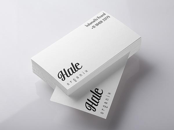 Branding & Packaging Design - Hale Organix