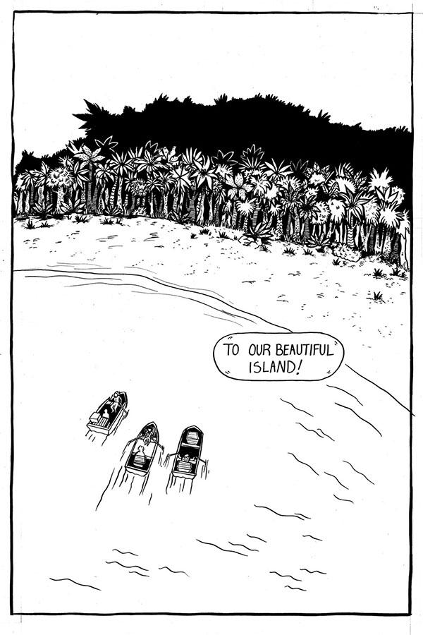 Island of dr moreau essay