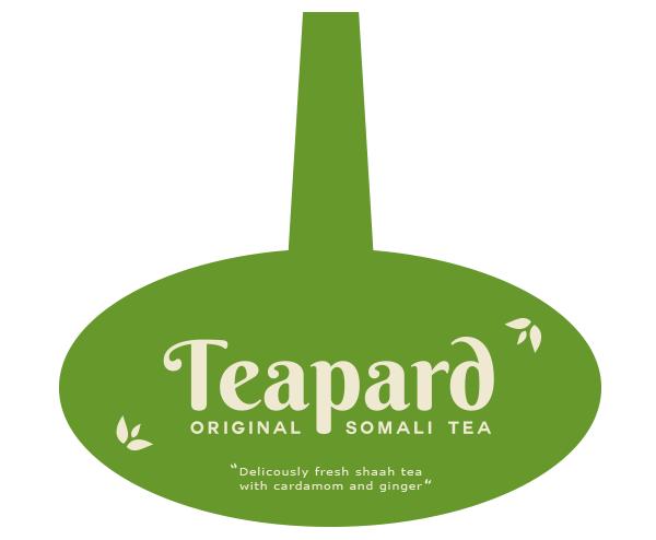packaging design tea package design Logotype logo Illustrator print graphic profile idea Nature leopard photo brand somalia