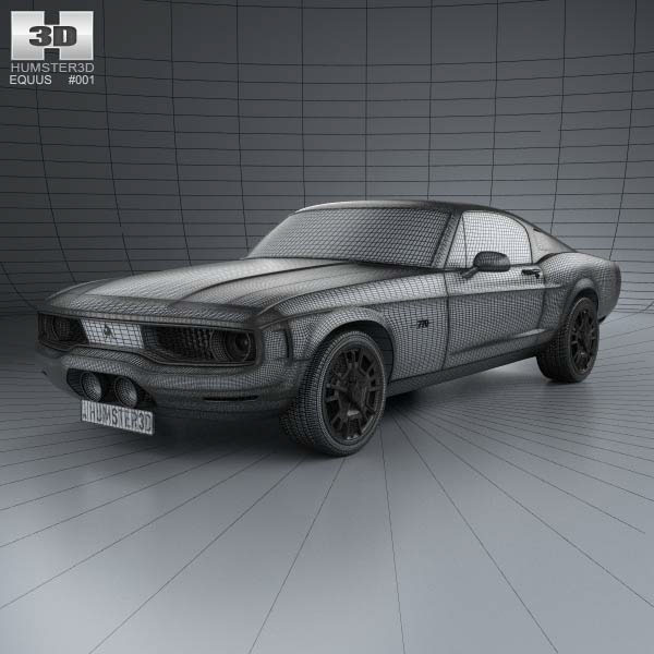 Equus Bass 770 On Behance
