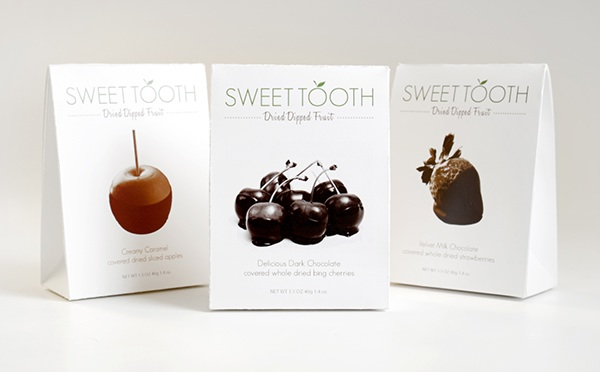 chocolate Packaging typography   identity sweet tooth Candy graphic design  branding