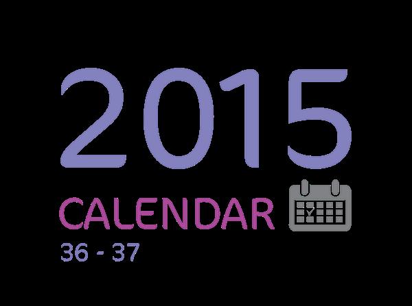 تحميل Calendar 2015 التقويم الميلادي مفتوح المصدر