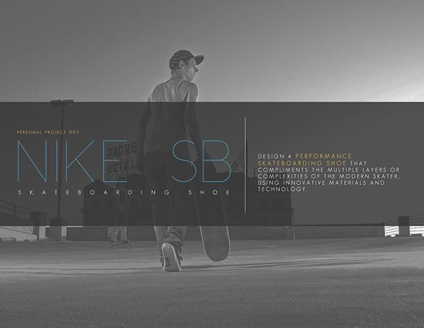 Nike SB Pro Wind | Performance Skate Shoe on CCS Portfolios