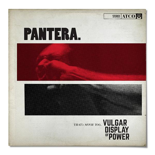 Pantera - Vulgar Display
