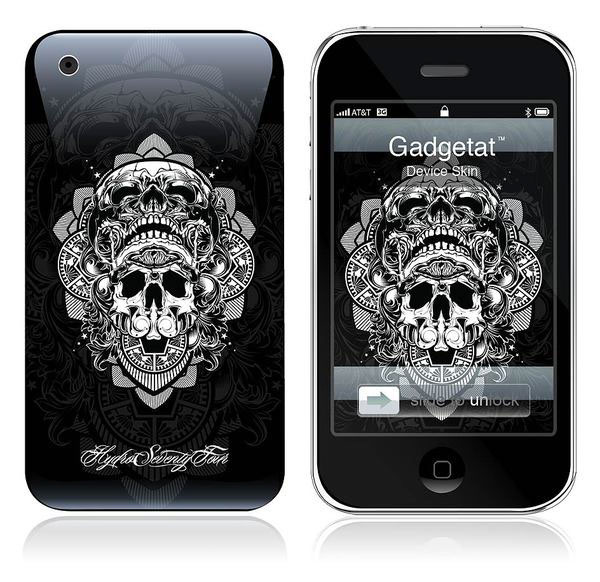 copy pictures to iphone various skins on behance 9523