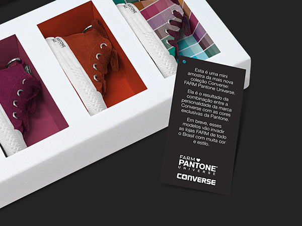 kit converse pantone on behance. Black Bedroom Furniture Sets. Home Design Ideas