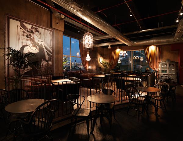 Sagamor lounge bar & restaurant by Andrea Langh 02ef81867c741c754da617701dd77039