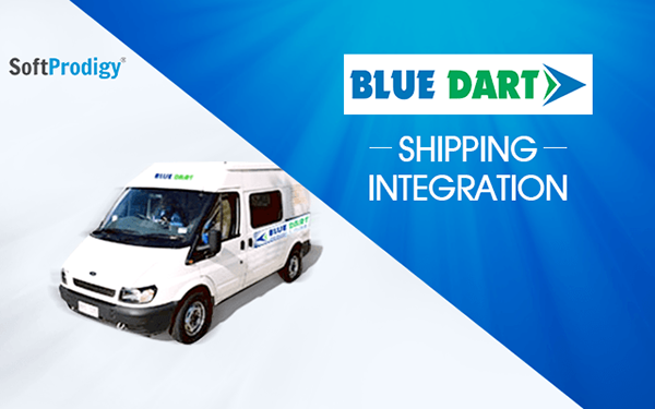 Blue Dart Shipping Integration Magento Extension on Behance