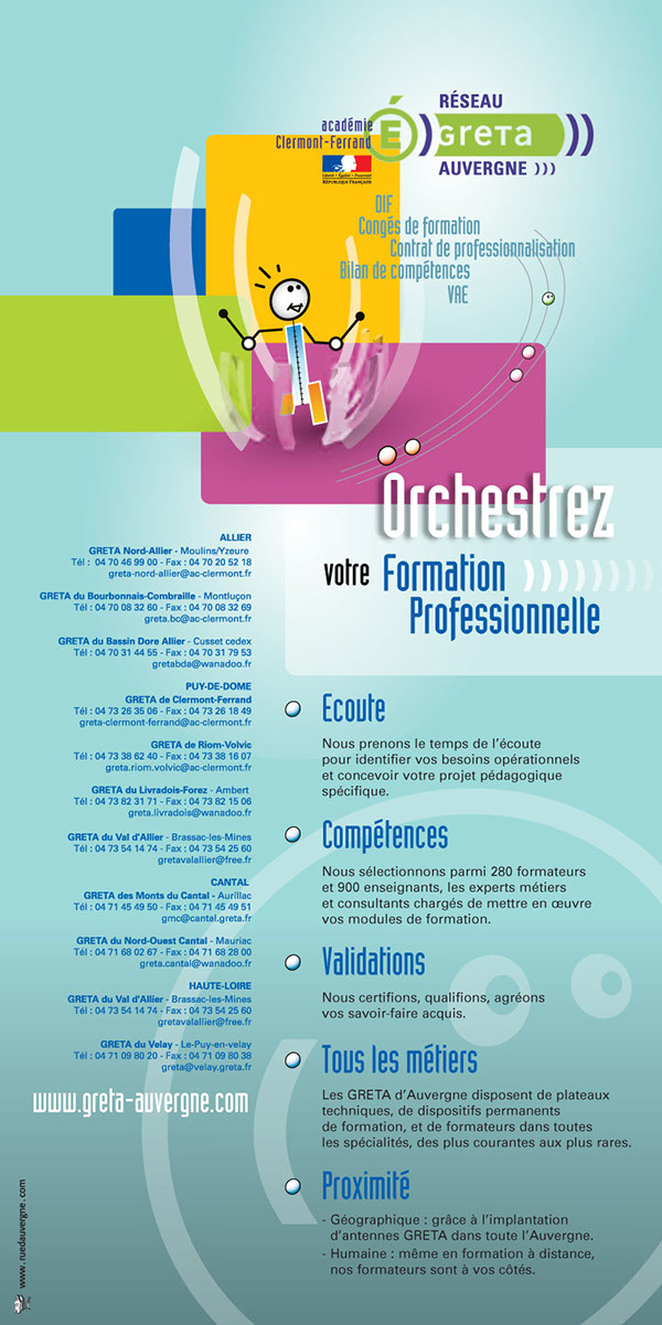 affiche,greta,auvergne,france,formation,continue,Education,nationale