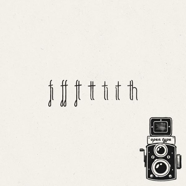 font free Typeface handwritten cutepunk gif Character