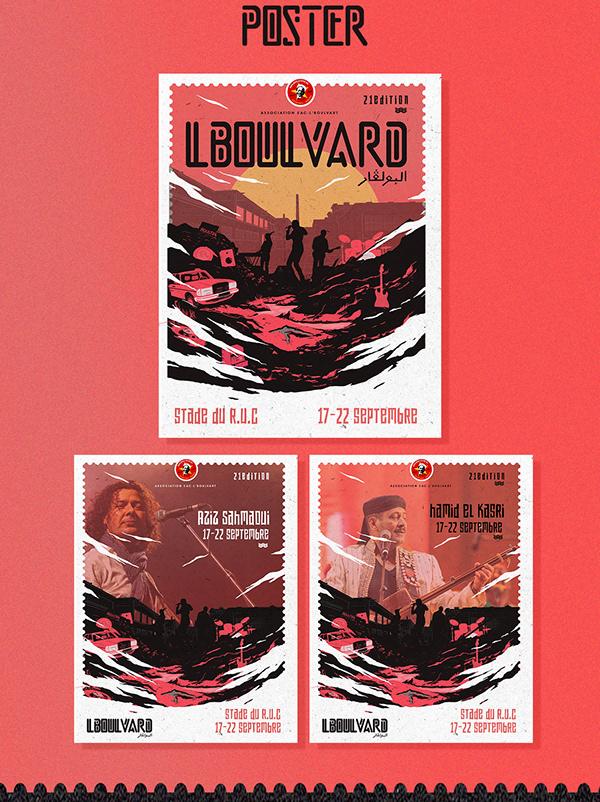 Festival L'boulvard