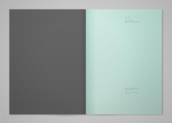 German Graphic Design Magazine of German Graphic Design