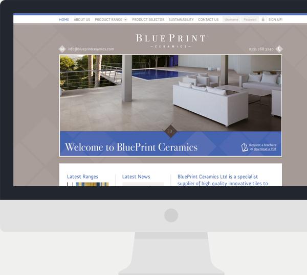 Blueprint ceramics branding on aiga member gallery inshare malvernweather Images