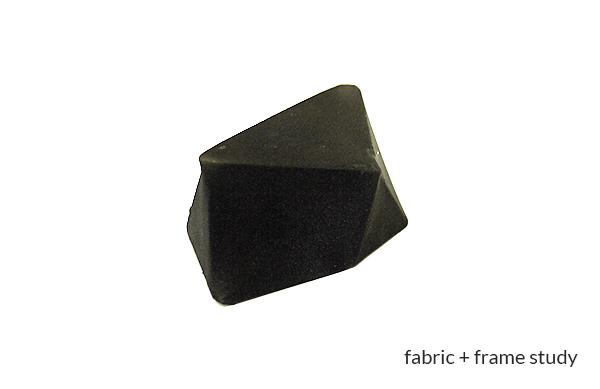 Sink sfumato chair furniture matthew lim risd fabric spandex Polyester stretch Lounge Chair easy chair design