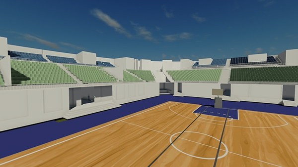 thesis sport facility
