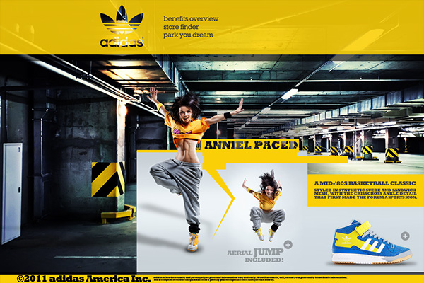 adidas underground report The manufacturing practices of the footwear industry: nike van dusen the current manufacturing practices of the sneaker industry, in particular companies such as nike, reebok, adidas, converse, and they have responded to these issues through the andrew young report, the.