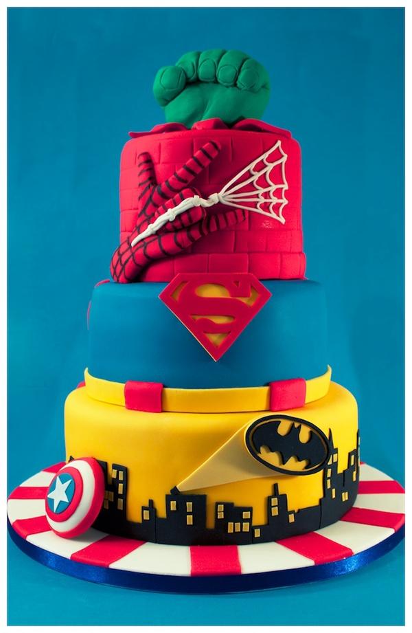高質量的19套生日蛋糕圖案欣賞