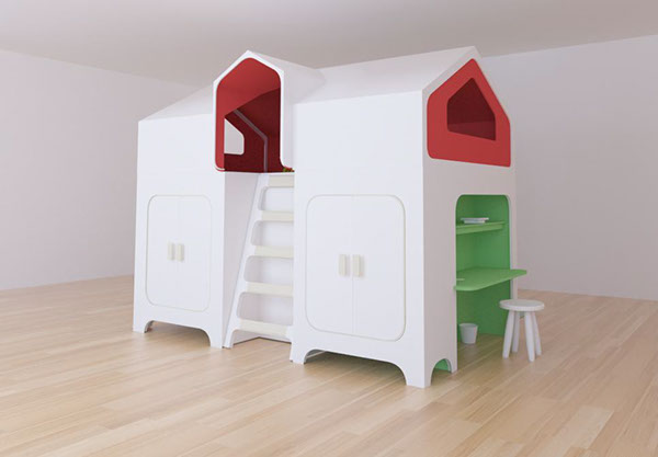 doma the children room on Behance