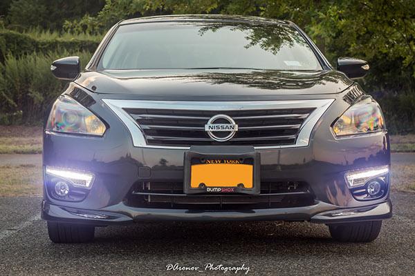 Nissan Altima OEM Fit LED Daytime Lights Picture Shots On Behance
