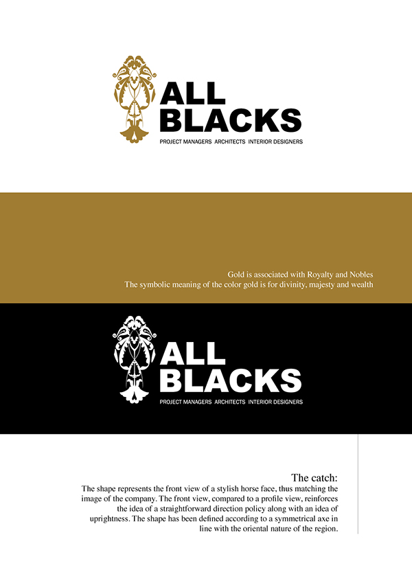 All blacks interiors designers on behance for All blacks interiors