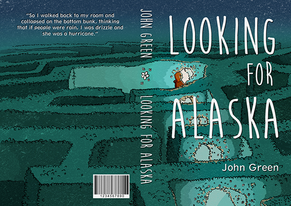 Looking For Alaska Cover: Looking For Alaska John Green Book Online