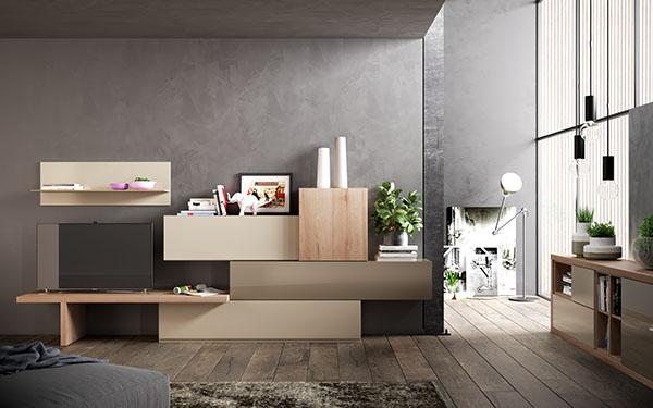 living rendering on behance. Black Bedroom Furniture Sets. Home Design Ideas