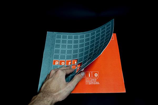 portfolio impresso on behance