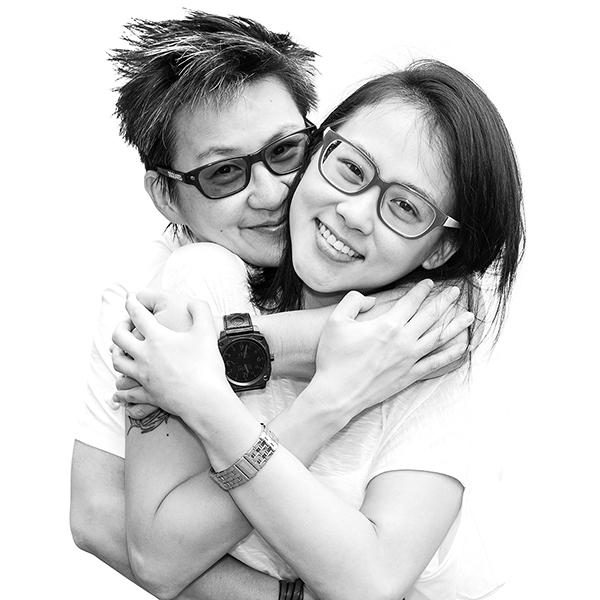 LGBT gay lesbian Straight Love beauty portrait ayumi hamasaki