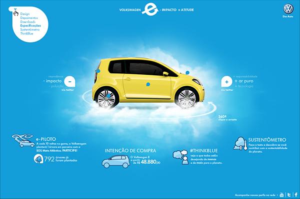 car up VW autorama