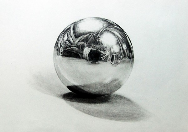 Realism graphite drawing on behance
