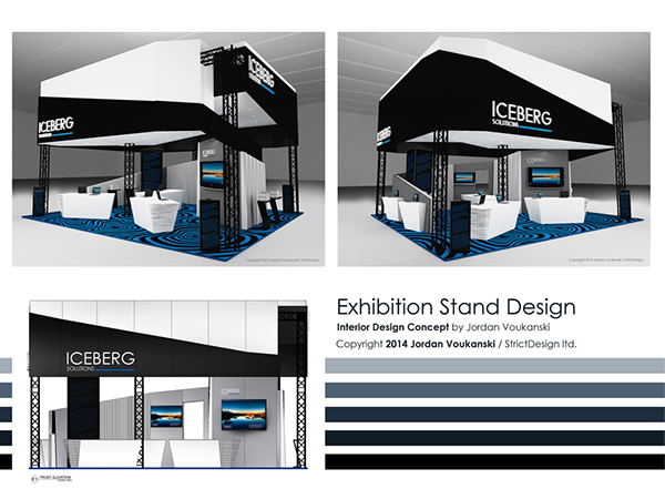 Exhibition Stand Boards : Exhibition stand design concept is ltd on behance