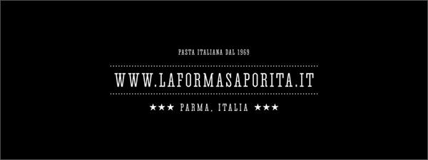Bộ nhận diện thương hiệu của năm - Phần 1: La Forma Saporita
