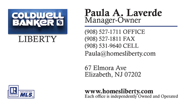 Coldwell banker on behance business card design and print reheart Choice Image