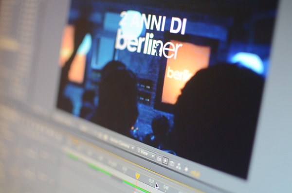 Berliner Video Editing motion graphic teaser video