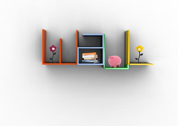 wall shelf on behance rh behance net