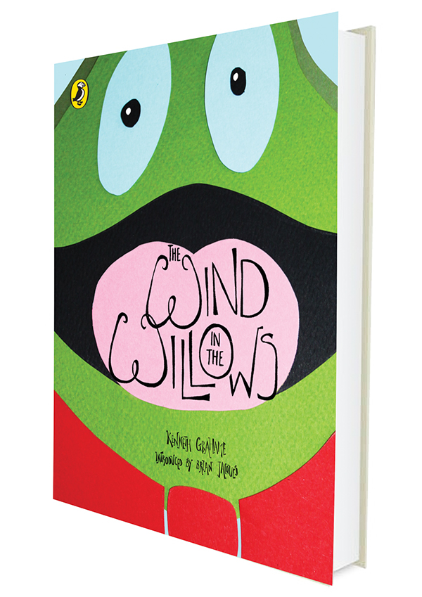 Penguin Book Cover Competition : The wind in willows penguin book cover on behance