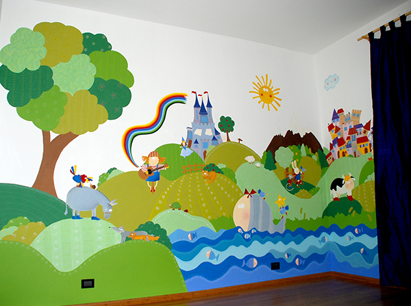 Camerette per bambini on Behance