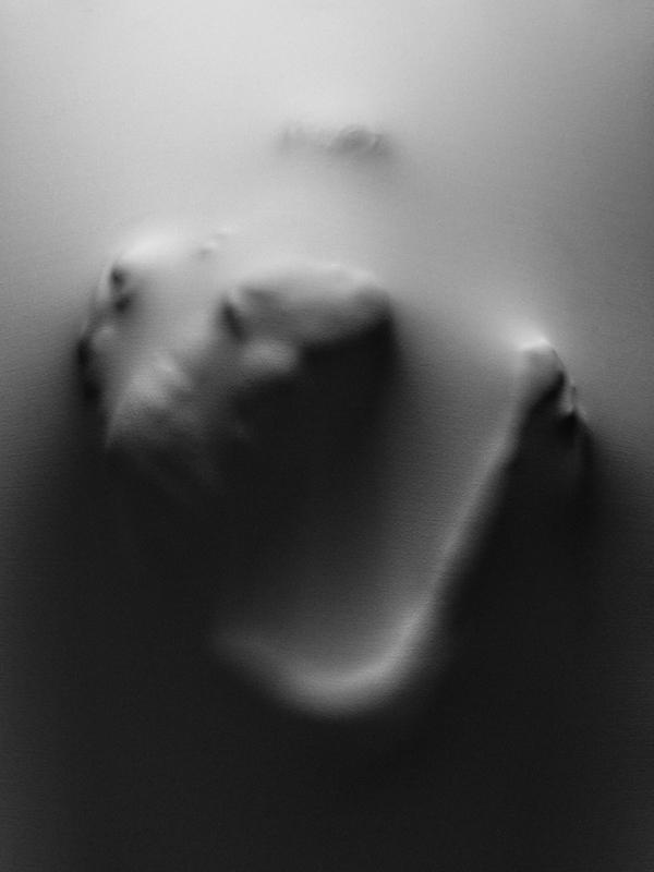 SILK tension strain flexible claustrophobia movement sleep beneath inside Captured